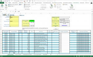 Winshuttle user interface options include Excel and PDF forms.