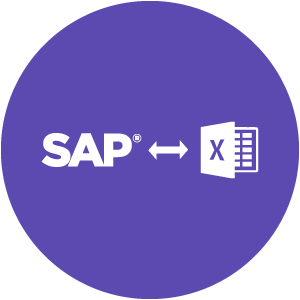 Integrate SAP to Excel | Winshuttle Software