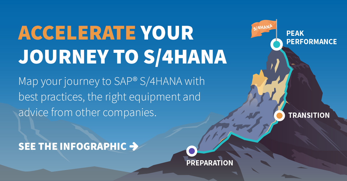 SAP S/4HANA: Your Journey Accelerated - Winshuttle Software